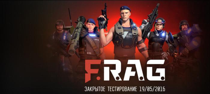 ЗБТ F.R.A.G. начнется на следующей неделе. - Изображение 1