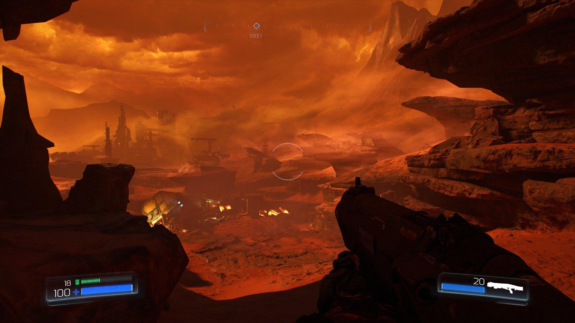 Вопль-прохождение Doom ... НАЧАЛО - Изображение 8