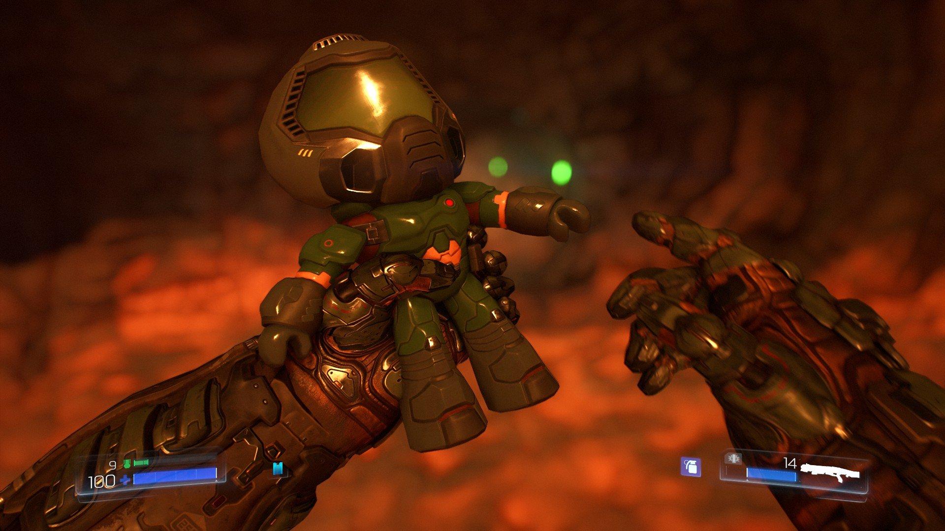 Вопль-прохождение Doom ... НАЧАЛО - Изображение 12