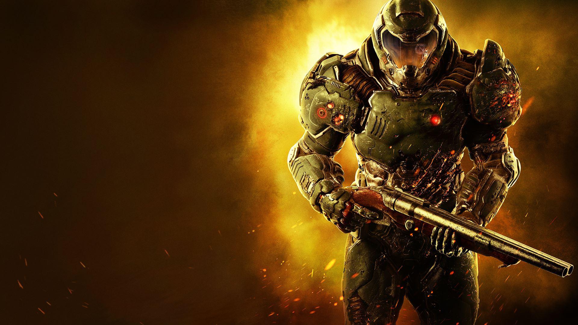 Вопль-прохождение Doom ... НАЧАЛО - Изображение 1