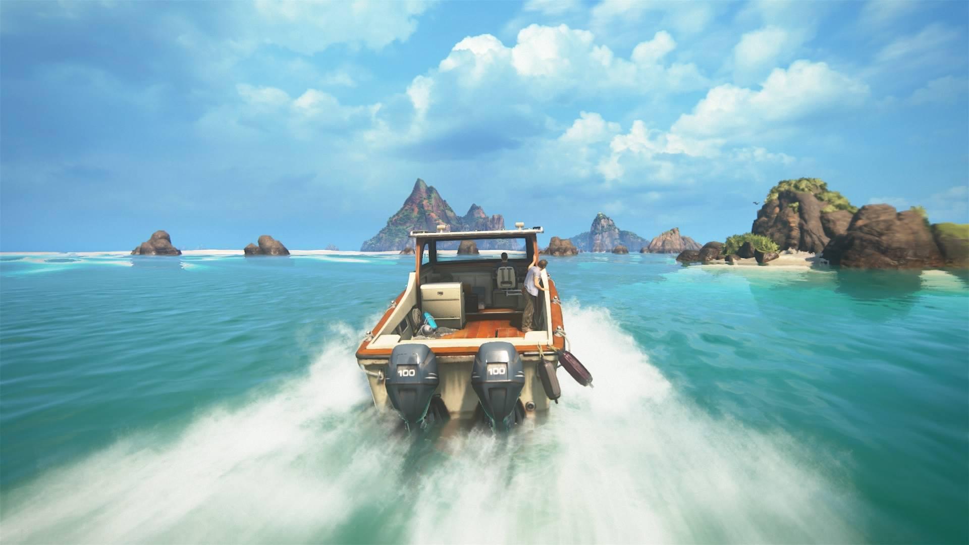 Наполненное приключение! Сэр Макс Фрай о Uncharted 4! - Изображение 5