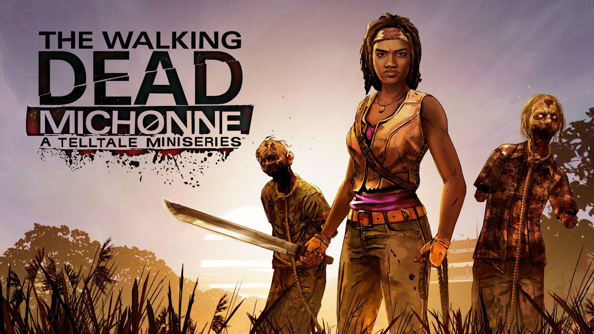 Мачете убивает – Обзор The Walking Dead Michonne. - Изображение 1