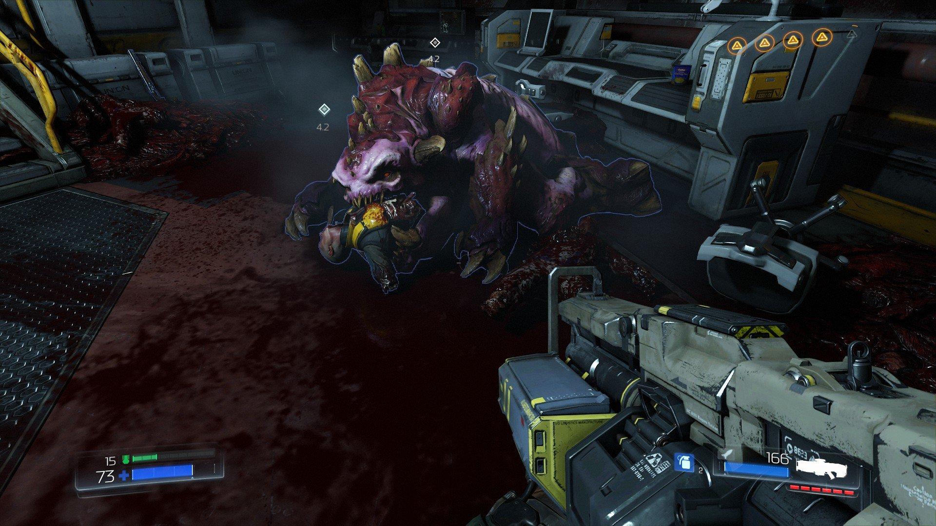 Вопль-прохождение Doom ... Позитивный и развеселый - Изображение 6