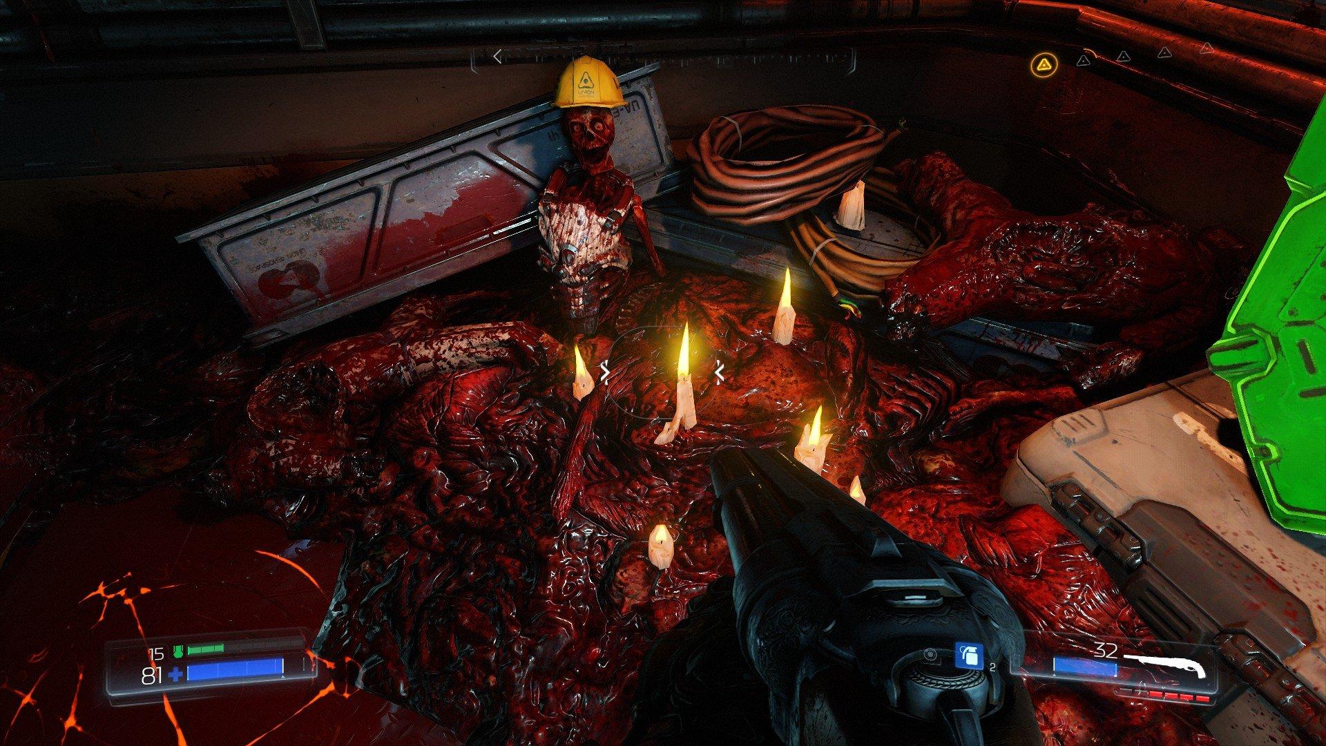Вопль-прохождение Doom ... Позитивный и развеселый - Изображение 2