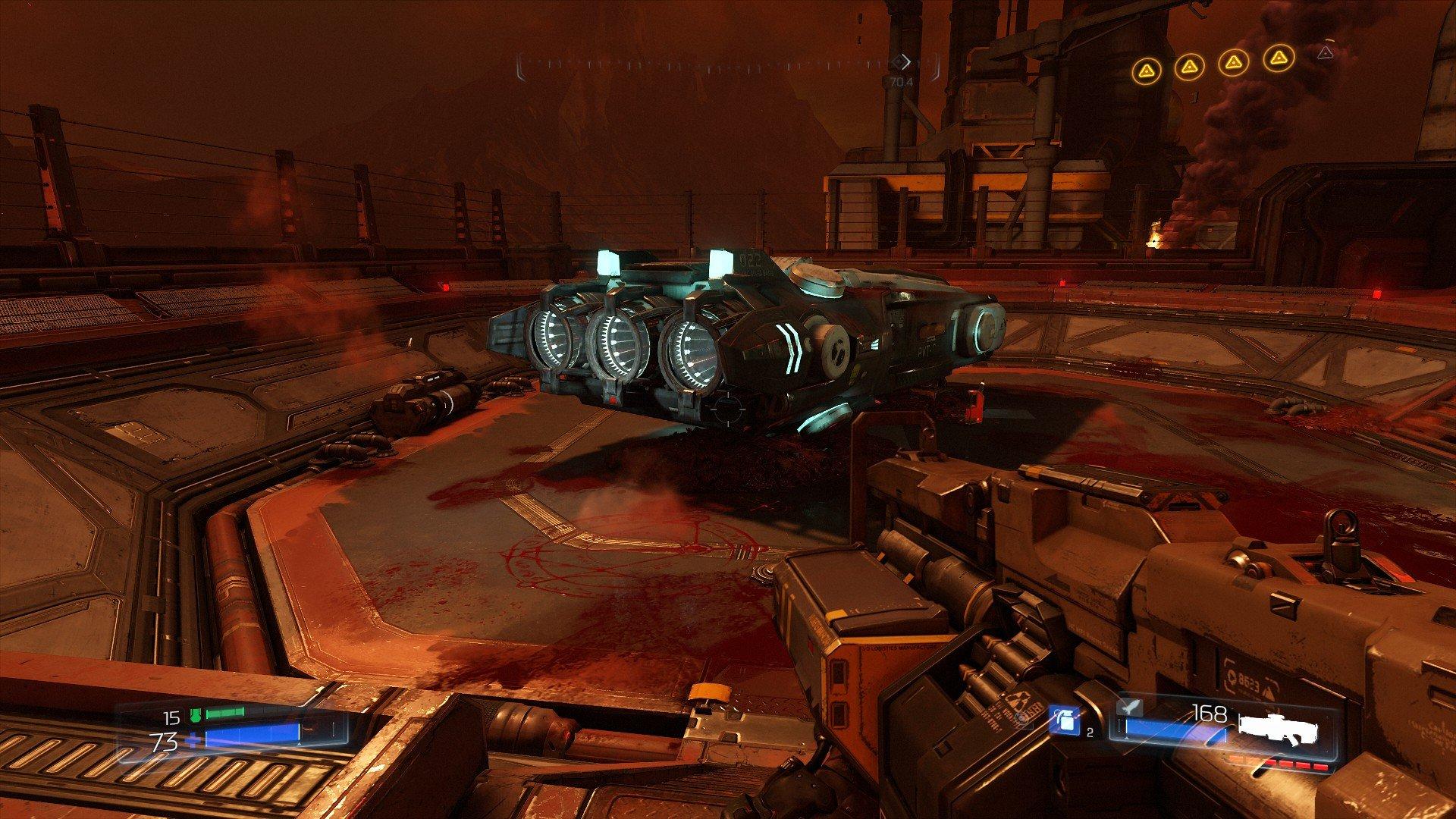 Вопль-прохождение Doom ... Позитивный и развеселый - Изображение 5