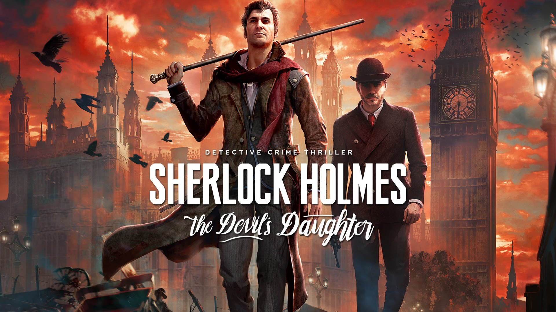 Немного о скором Sherlock Holmes: The Devil's Daughter и не скором The Sinking City - Изображение 1