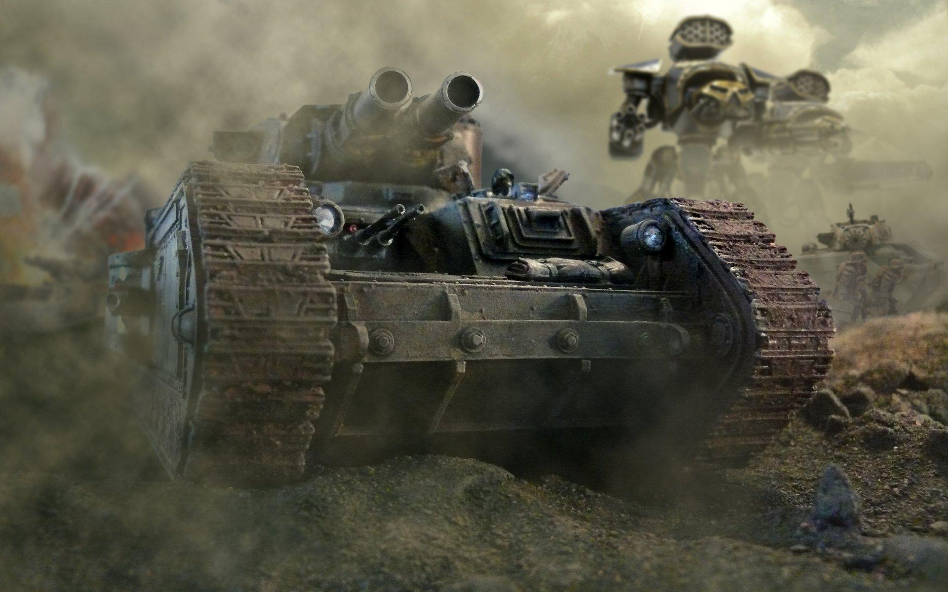 Просто самая лучшая игра про танки - Изображение 1