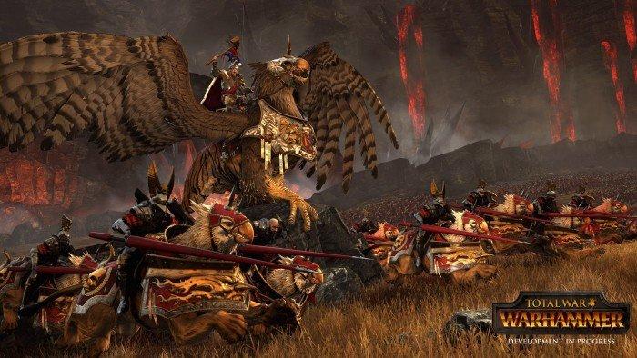 Множество видео по Total War Warhammer - Изображение 1