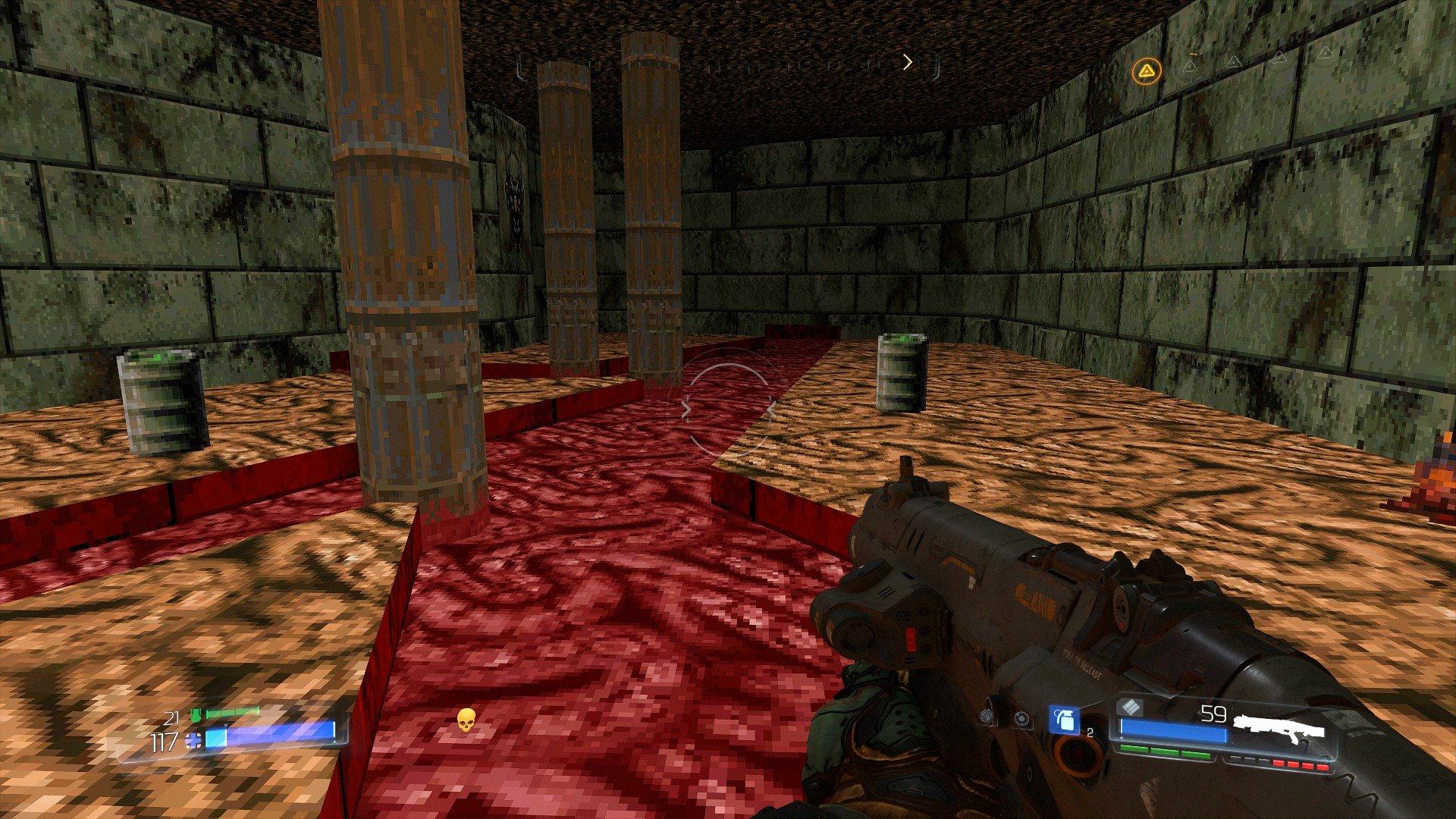Вопль-прохождение Doom ... ФИНАЛ!!! - Изображение 2