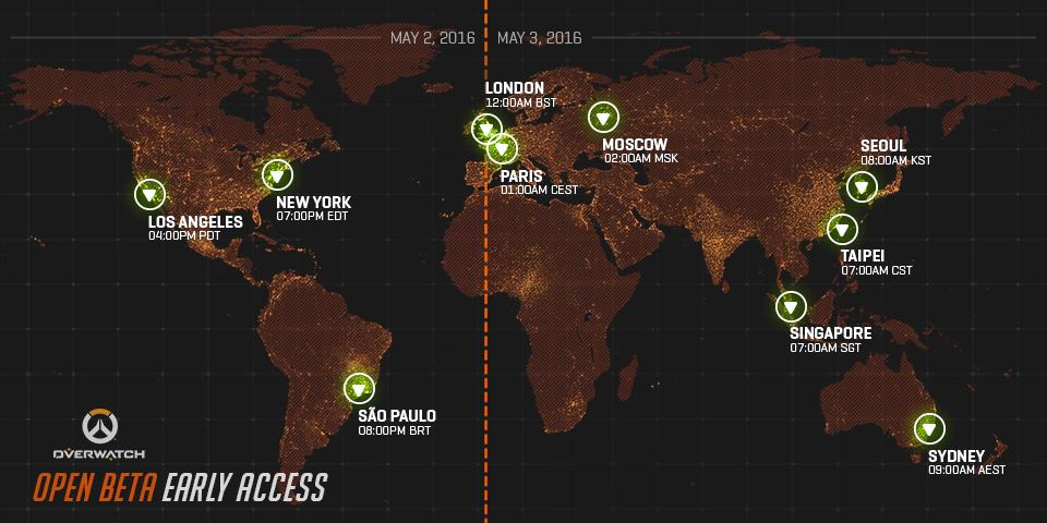 Overwatch - открытая бета с 5 мая - Изображение 2