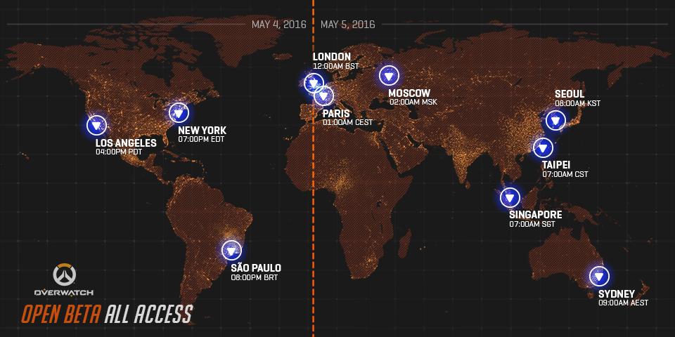 Overwatch - открытая бета с 5 мая - Изображение 1