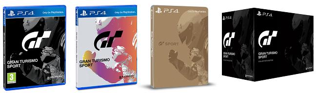 Гемплейный трейлер Gran Turismo Sport, а также информация о игре! - Изображение 4