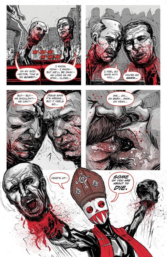 Комиксы. Почитать на досуге - Изображение 4