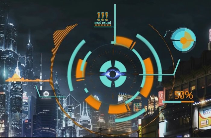 Future HUD  - Изображение 1