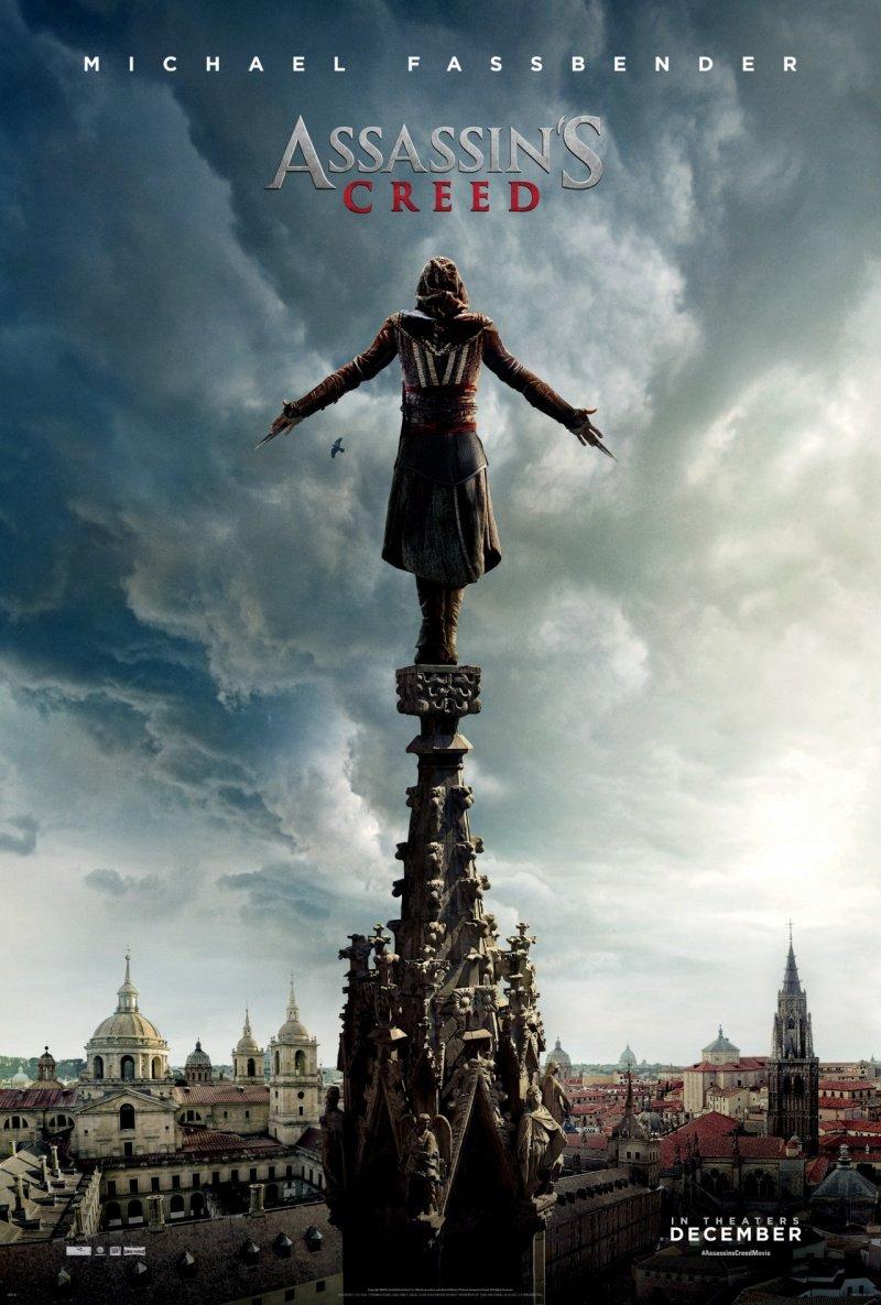 Новый постер фильму Assassin's Creed - Изображение 1