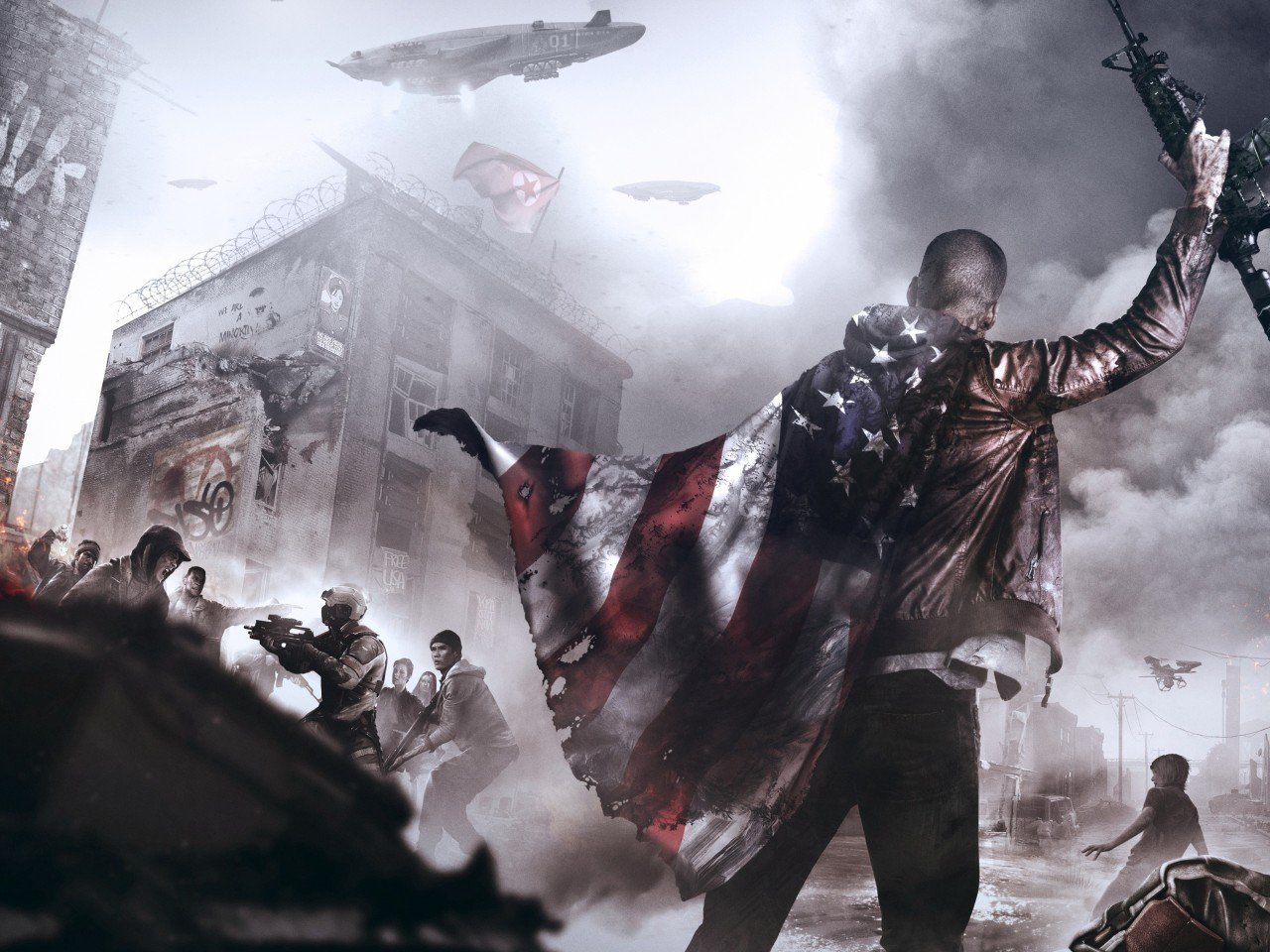 """Homefront: The Revolution"": Первые впечатления - Изображение 13"