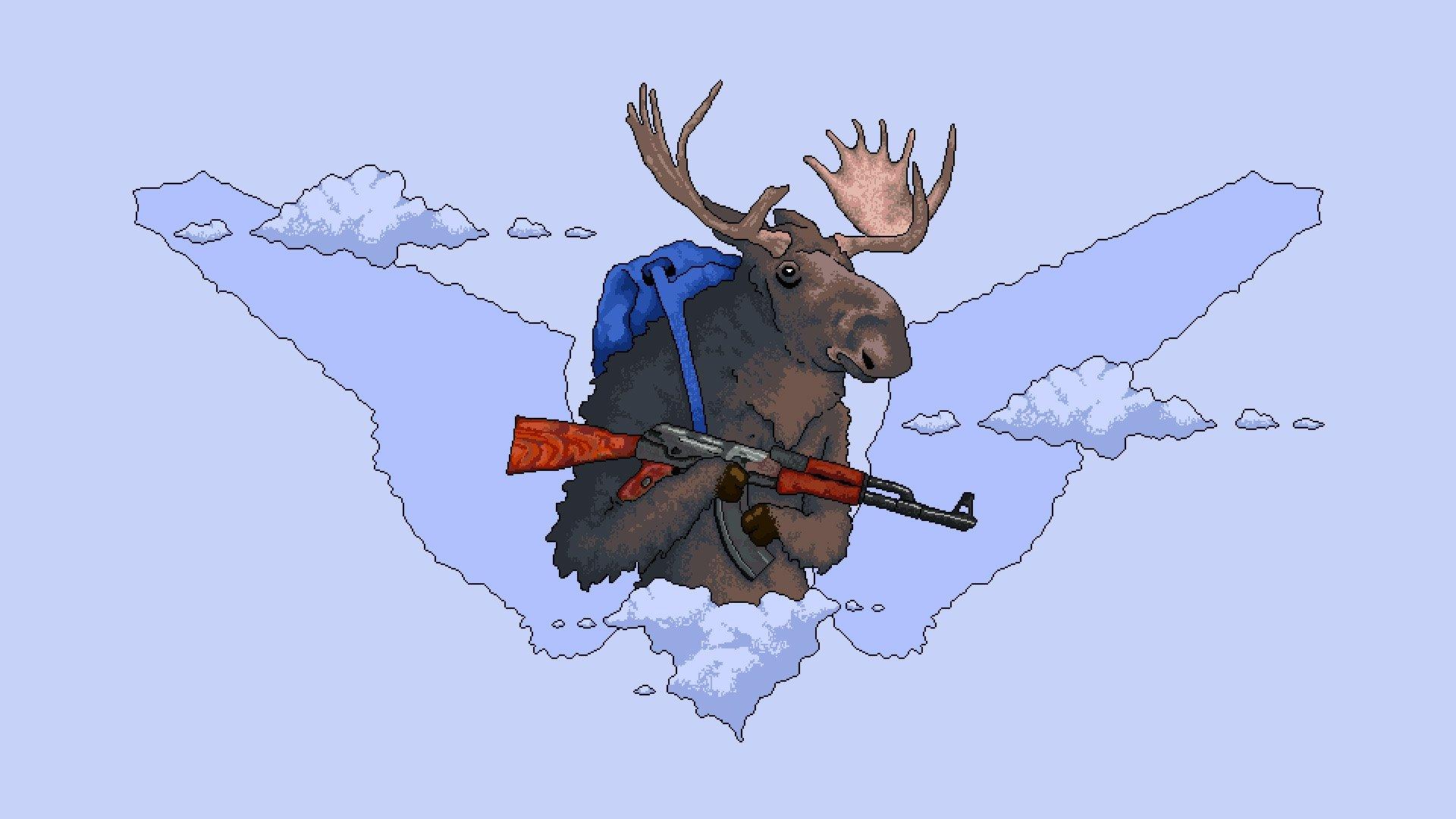 The Big Elk - Полноценный релиз!  - Изображение 1