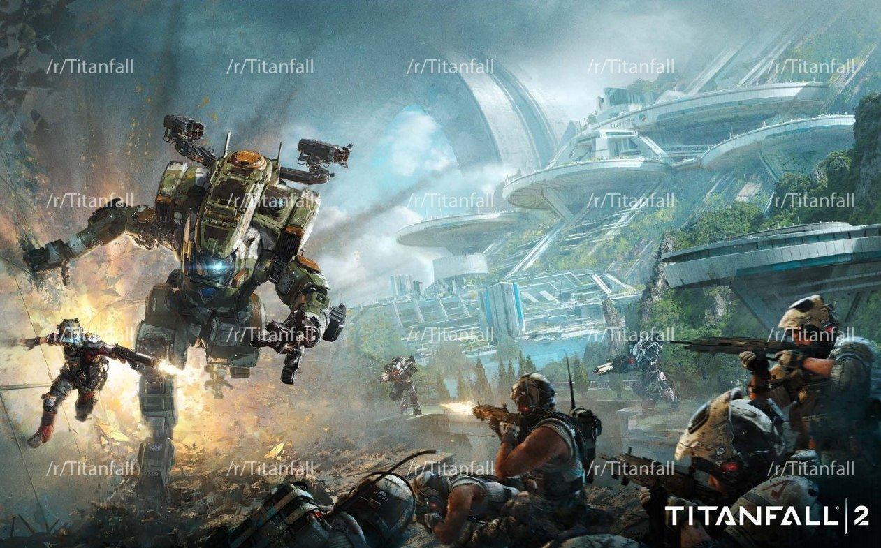 Новые детали титанфолл 2 не внушают оптимизма - Изображение 1