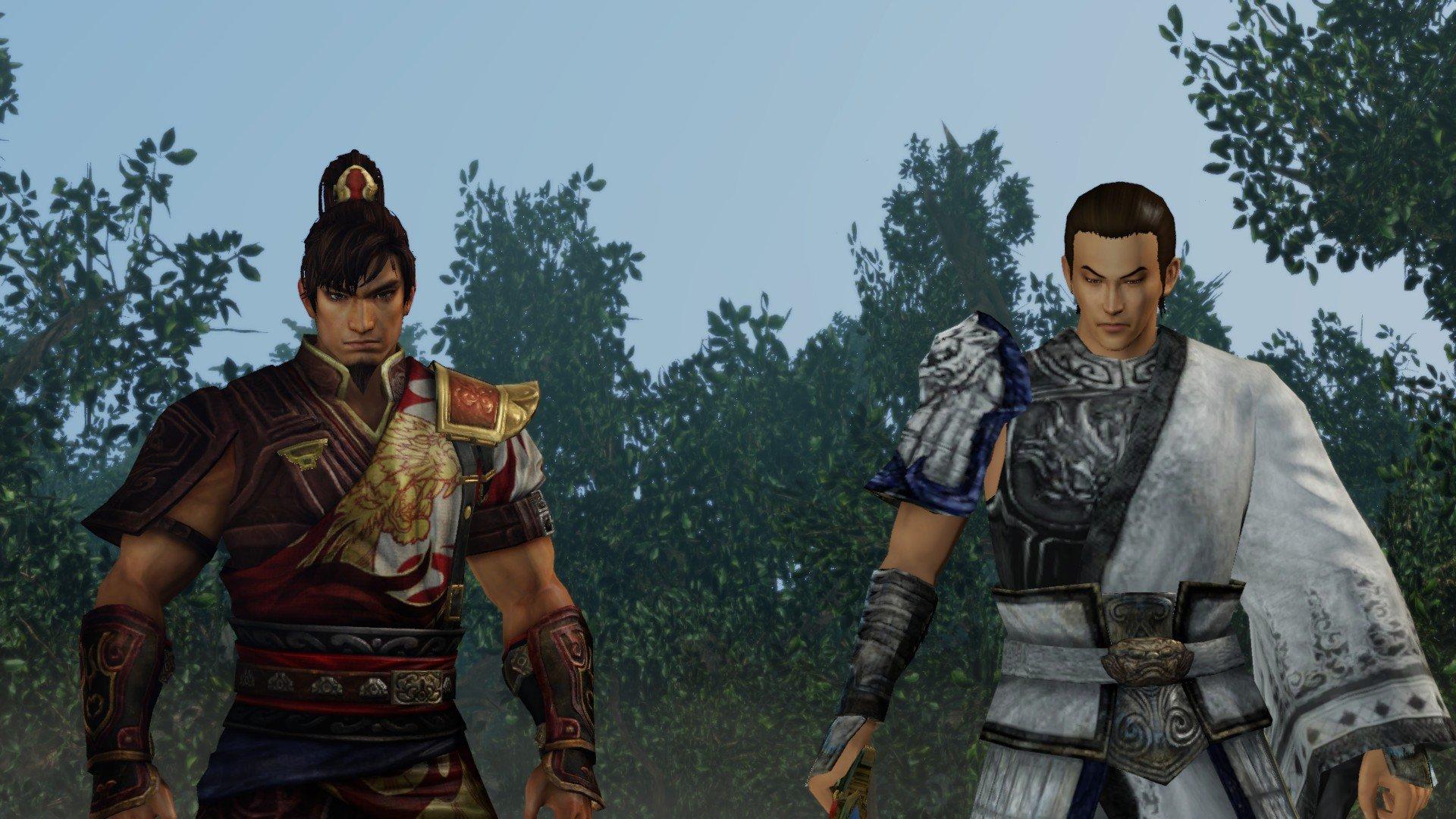 Dynasty Warriors 8 Empiers ... путь Императора Китая часть1 - Изображение 27