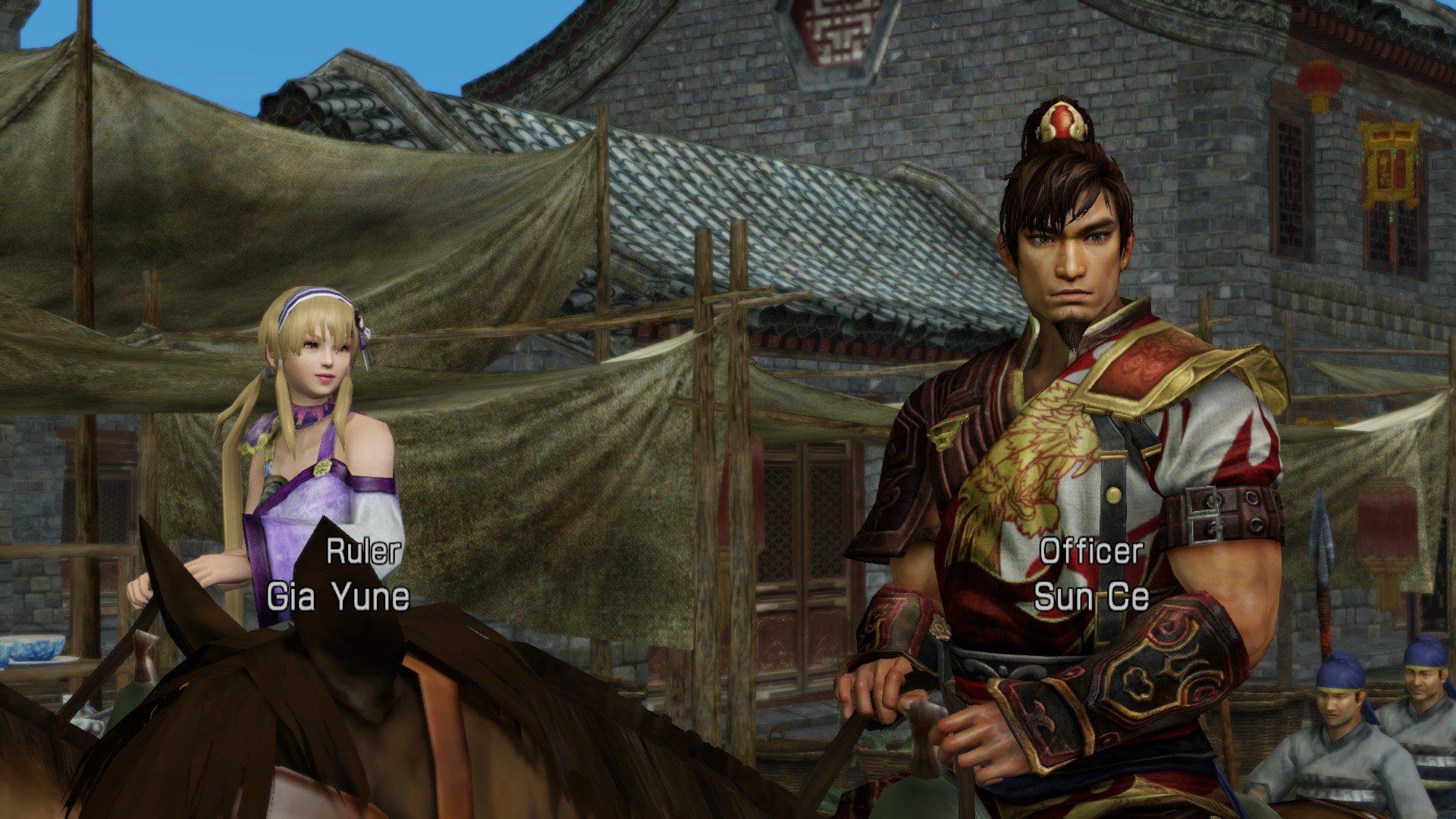 Dynasty Warriors 8 Empiers ... путь Императора Китая часть1 - Изображение 4