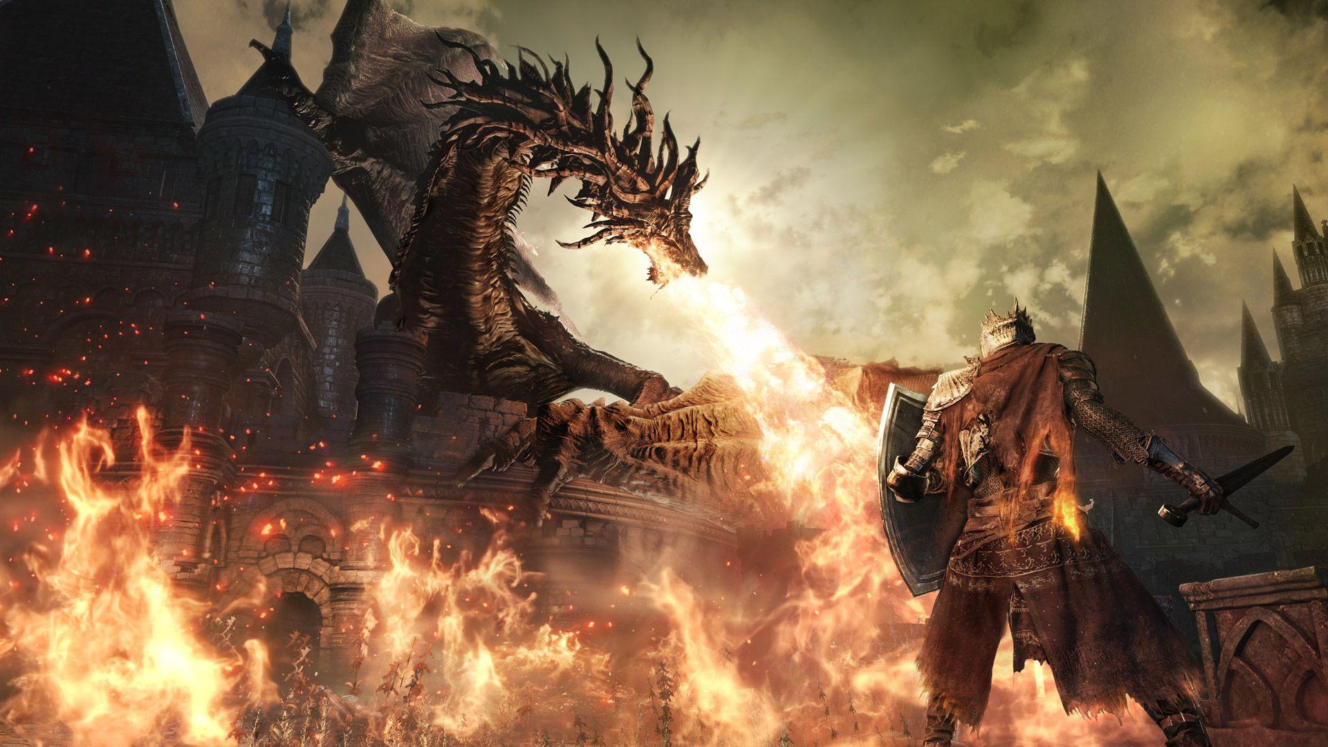 Немного о Dark Souls 3 - Изображение 1