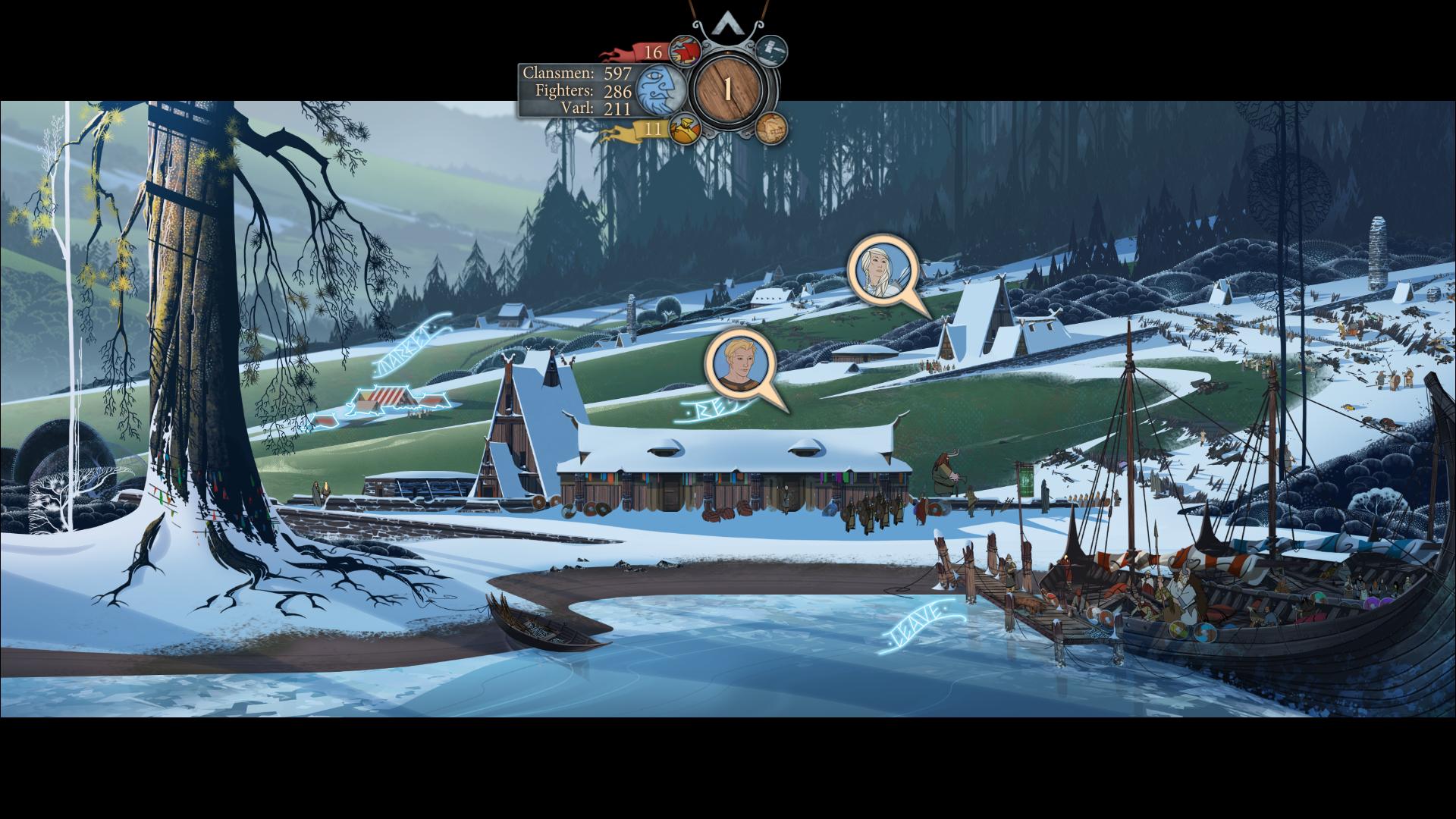 Как стать лидером - Обзор The Banner Saga 2 - Изображение 6
