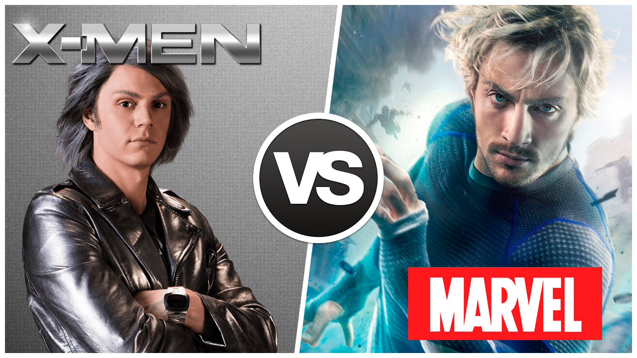 Ртуть Марвел vs Люди икс  - Изображение 1