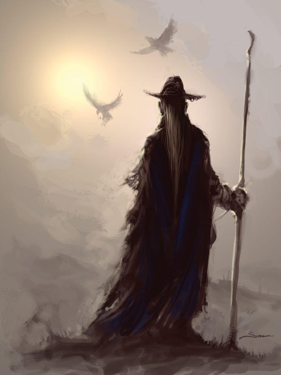 """""""Некоторые секреты скандинавской мифологии"""" - Изображение 11"""