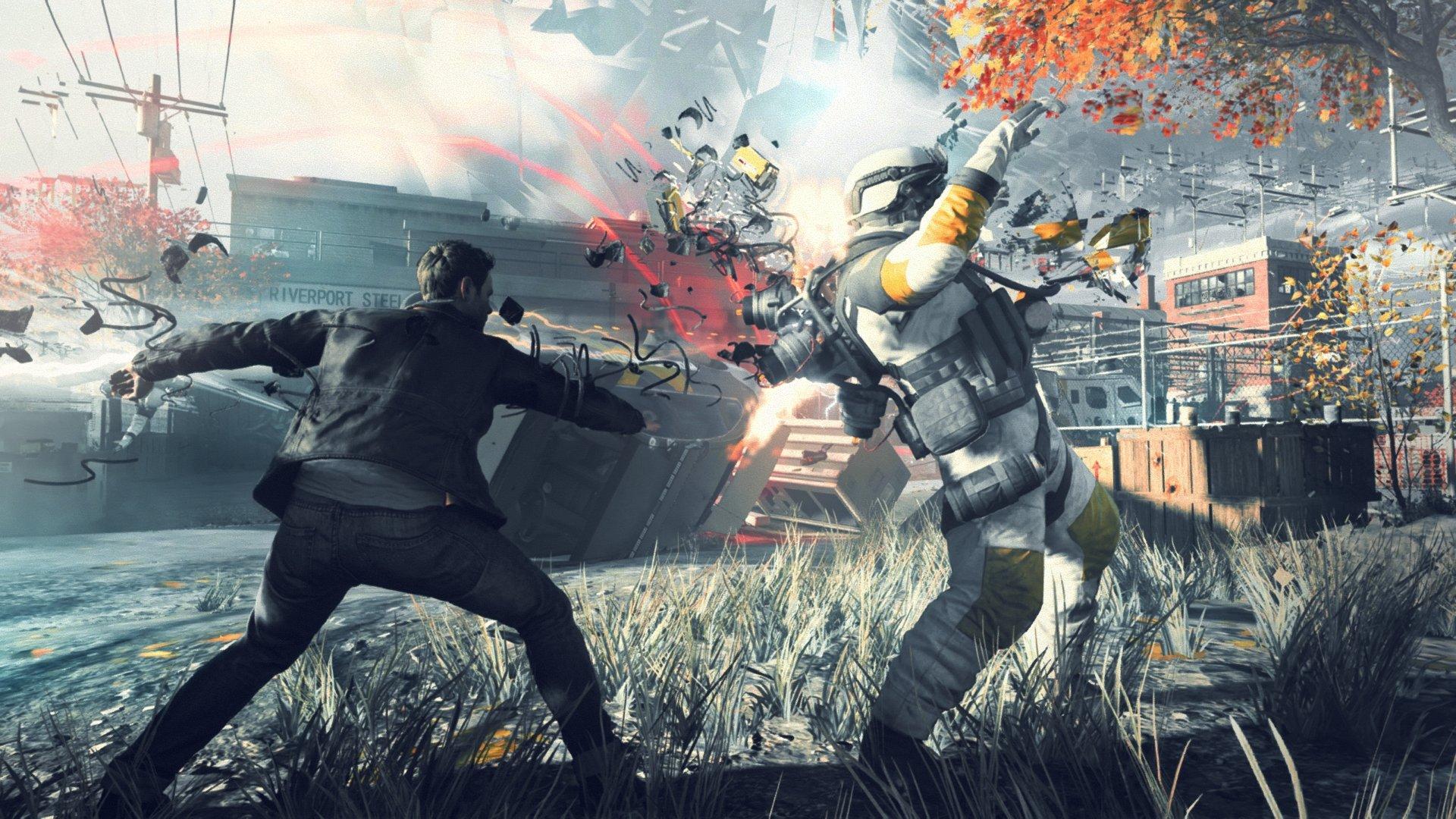 Quantum Break. Ещё одна хорошая игра от Remedy! (Спойлеры) - Изображение 2