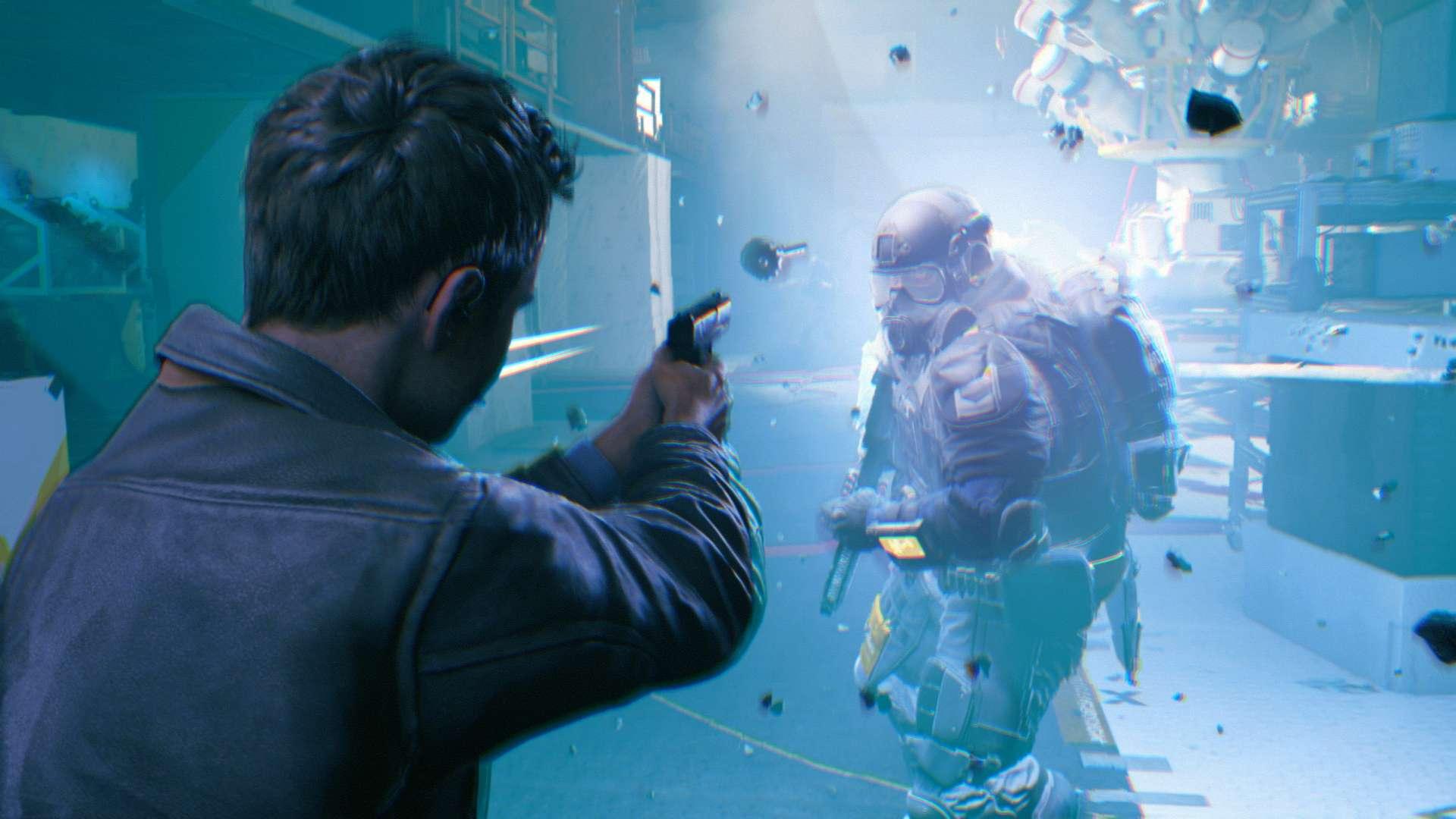 Quantum Break. Ещё одна хорошая игра от Remedy! (Спойлеры) - Изображение 6