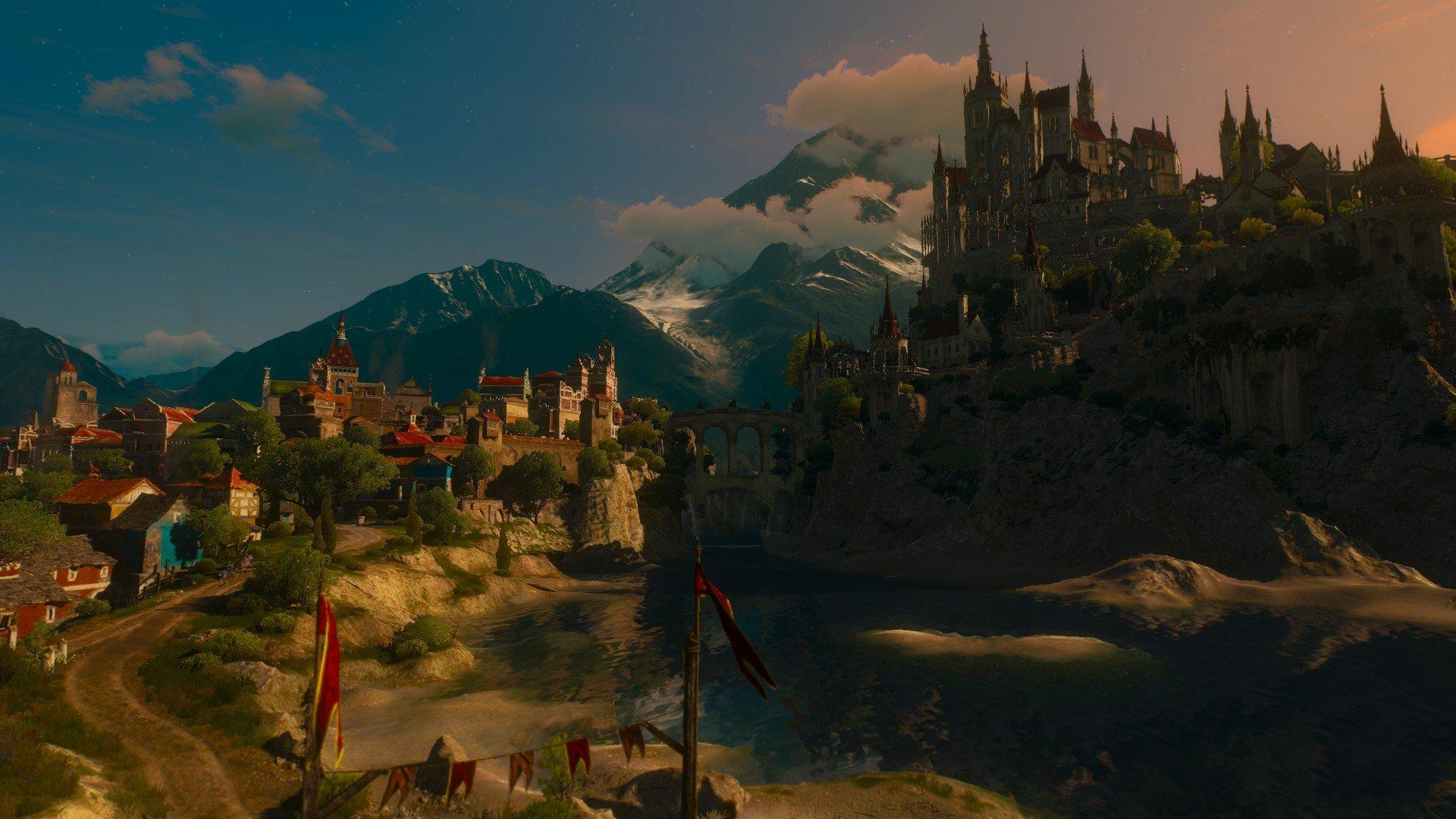 Вопль-прохождение Witcher 3: Кровь и Вино ... НАЧАЛО [ВНИМАНИЕ, ВОЗМОЖНЫ СПОЙЛЕРЫ] - Изображение 17