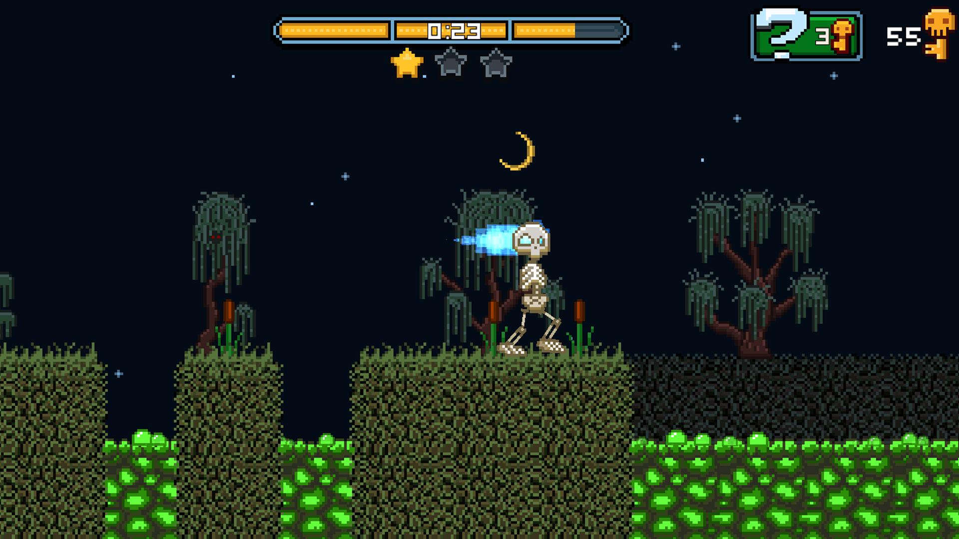 Собирая кости: в Steam вышел интересный харкдор-плафтормер Just Bones  - Изображение 4
