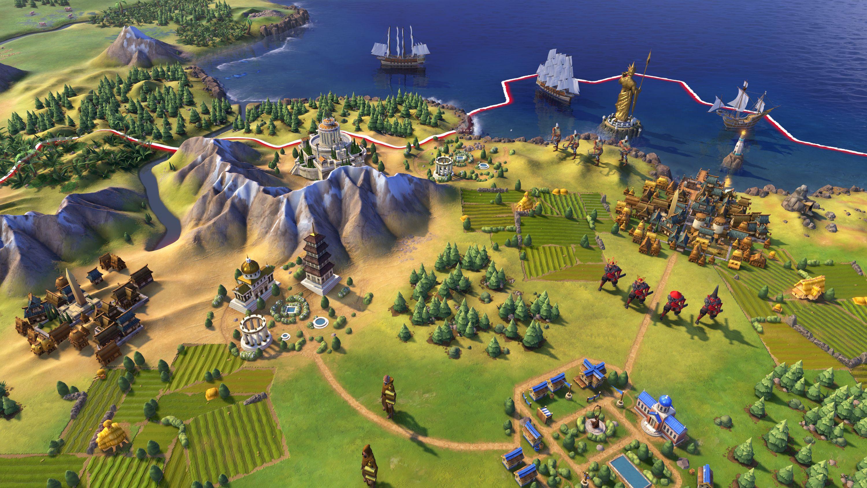 Новые подробности о Civilization VI - Изображение 1