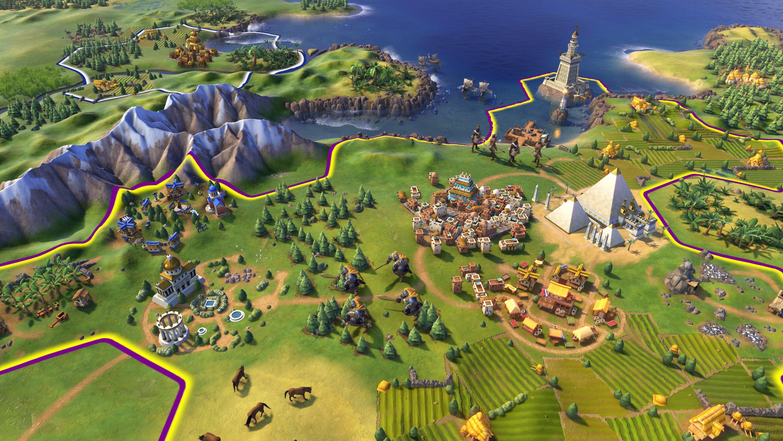 Новые подробности о Civilization VI - Изображение 2