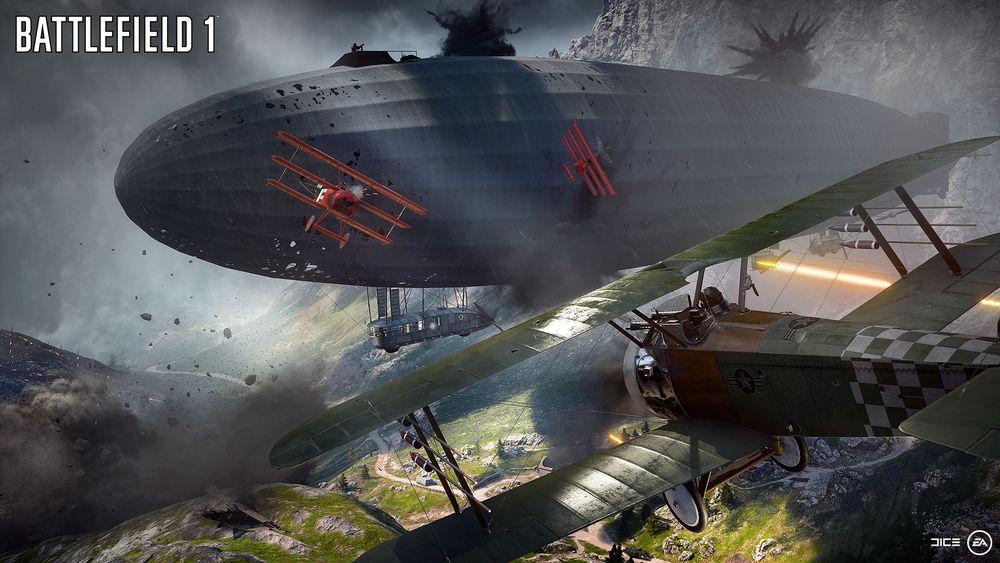 Главные особенности Battlefield 1 - Изображение 1