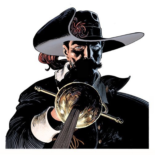 """Книжечки №2: """"Капитан Алатристе"""". Последний честный рыцарь Испании - Изображение 1"""