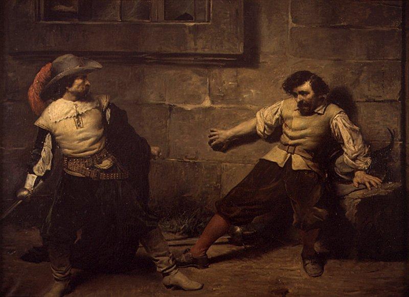 """Книжечки №2: """"Капитан Алатристе"""". Последний честный рыцарь Испании - Изображение 17"""