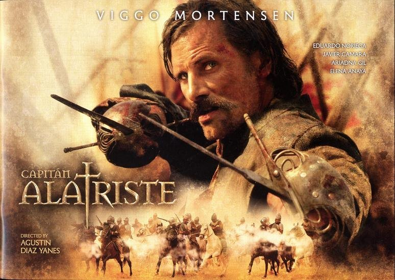 Капитан Алатристе: Последний честный рыцарь Испании - Изображение 4