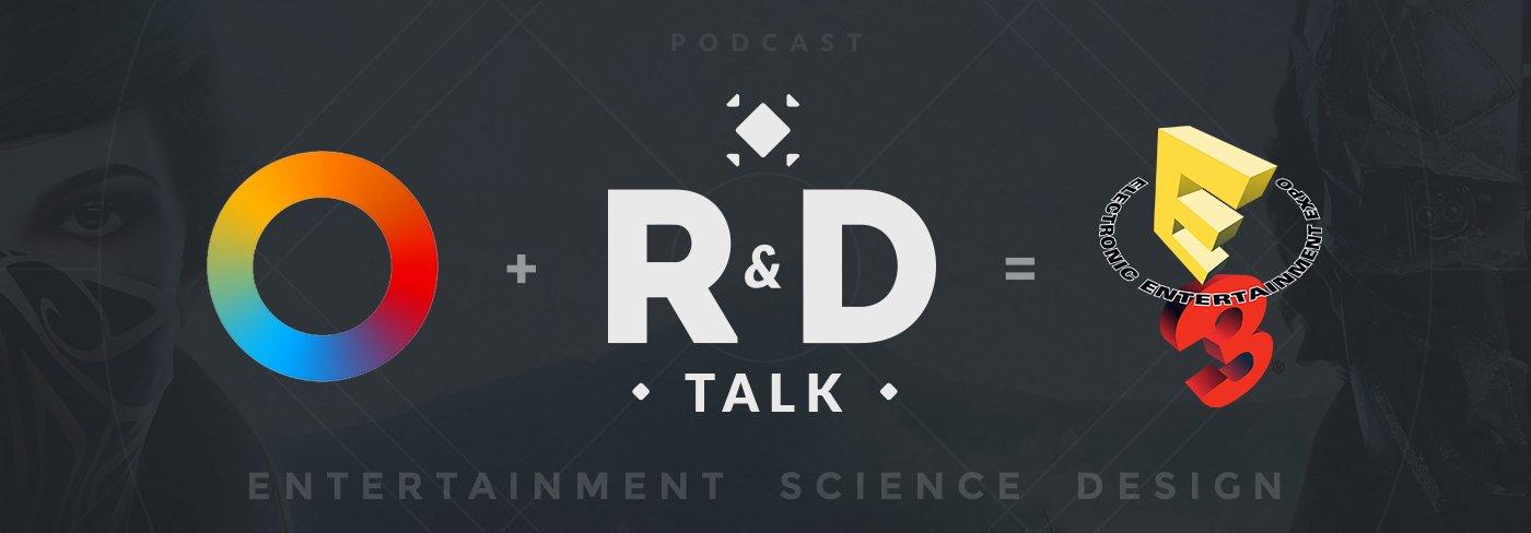 Подкаст R&D Talk #27 —WWDC и E3 - Изображение 1