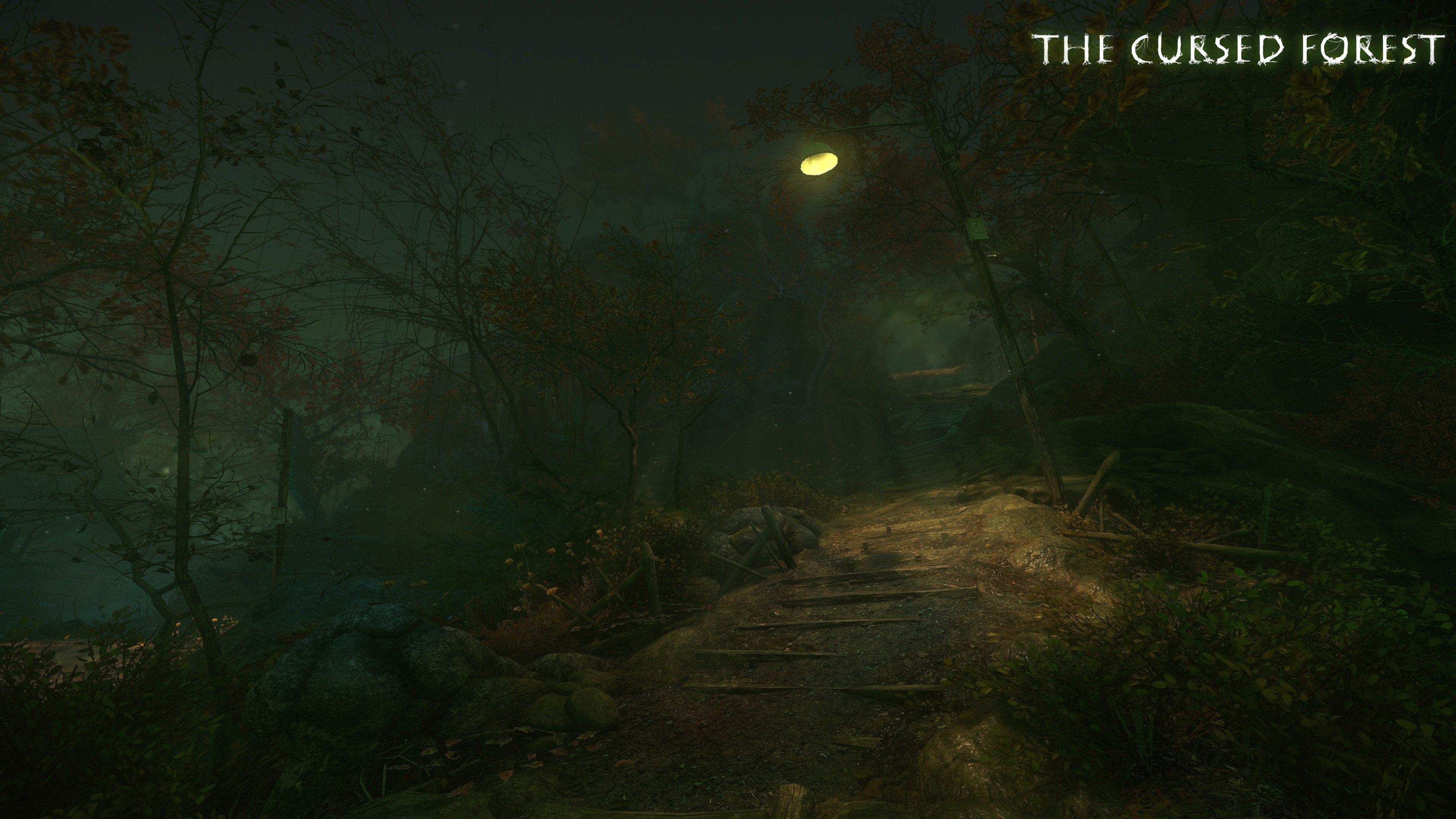 Вторая глава The Cursed Forest уже вышла!) - Изображение 1