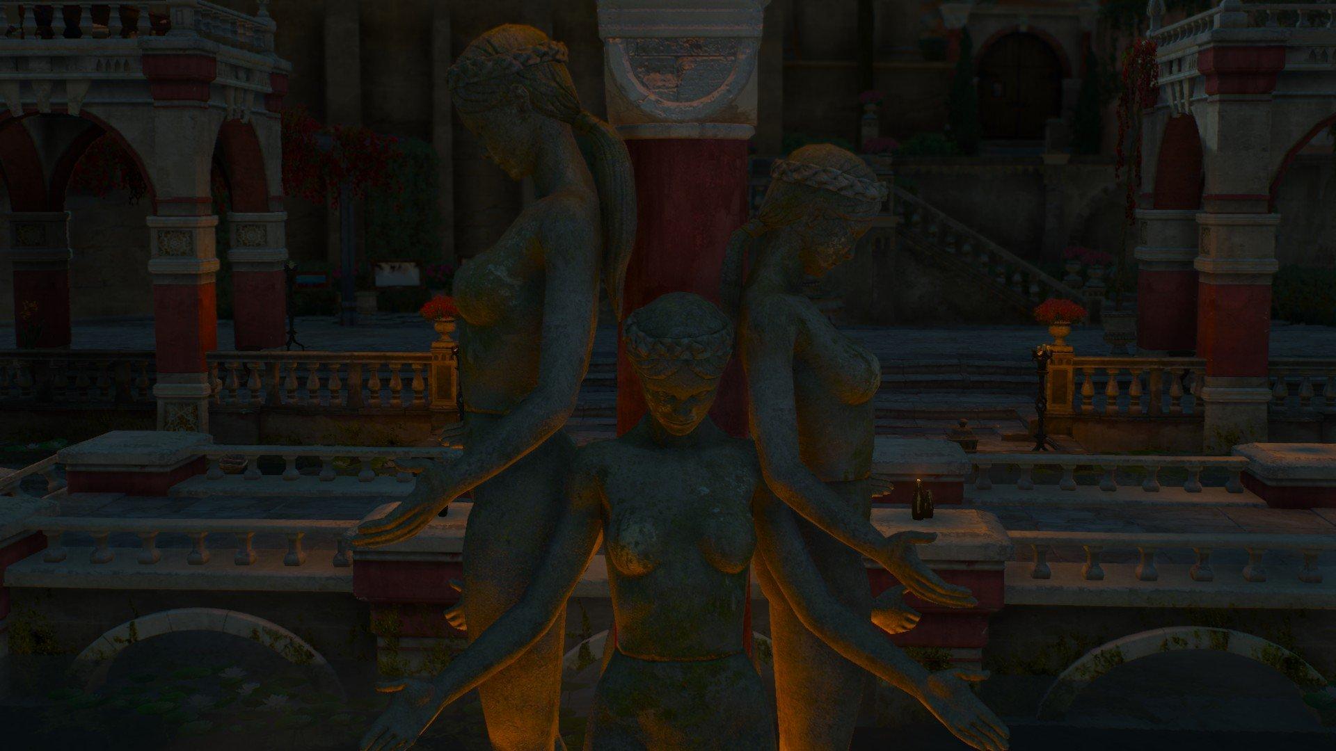 Вопль-прохождение Witcher 3: Кровь и Вино ... ФИНАЛ!!! [ВНИМАНИЕ, СПОЙЛЕРЫ] - Изображение 11