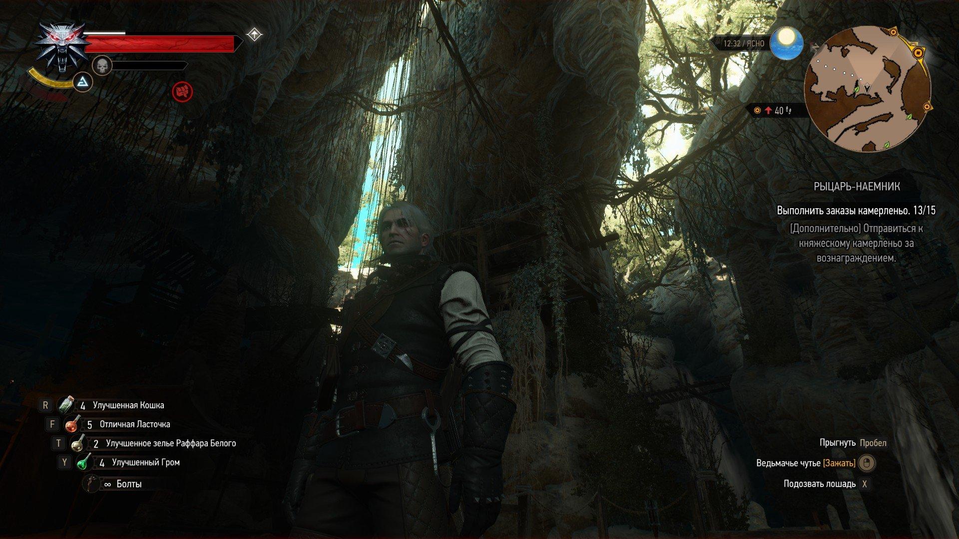Вопль-прохождение Witcher 3: Кровь и Вино ... ФИНАЛ!!! [ВНИМАНИЕ, СПОЙЛЕРЫ] - Изображение 13