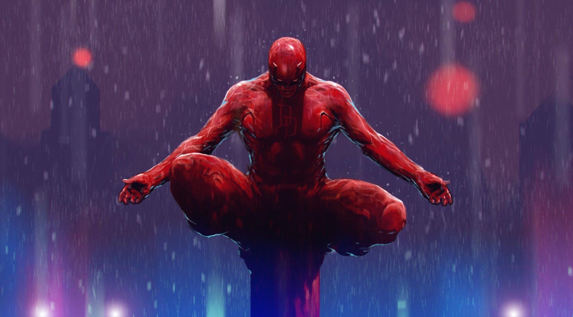Игры и фильмы по комиксам: Daredevil - Изображение 1