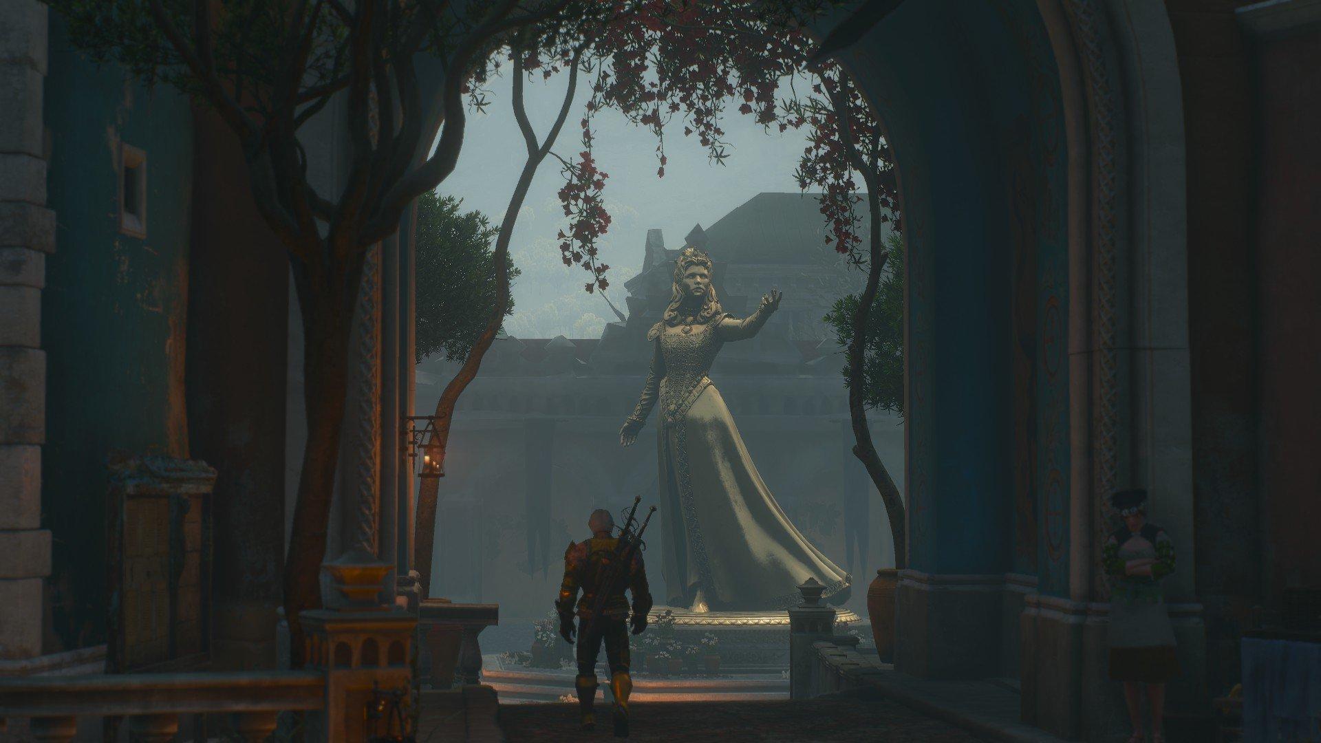 Вопль-прохождение Witcher 3: Кровь и Вино ... ФИНАЛ!!! [ВНИМАНИЕ, СПОЙЛЕРЫ] - Изображение 34