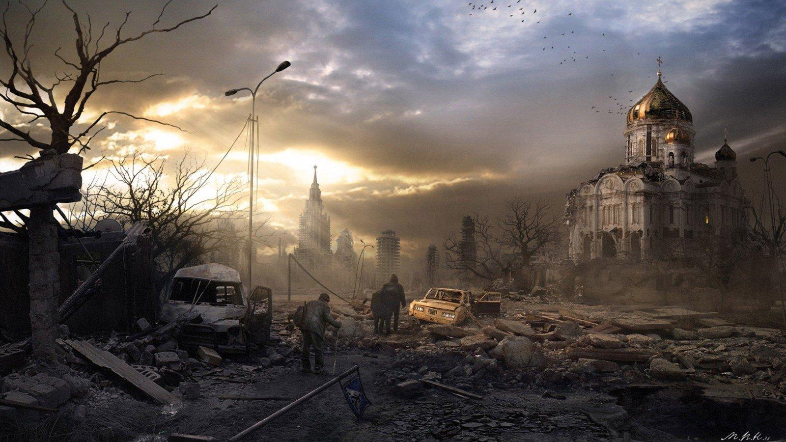 """Почитать №4: """"Умница"""". Пособие по выживанию когда американцы захватили Россию и страна в руинах - Изображение 2"""