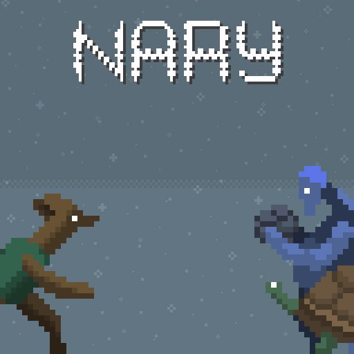 Рогалик-раннер NARY ищет поддержки от геймеров - Изображение 1