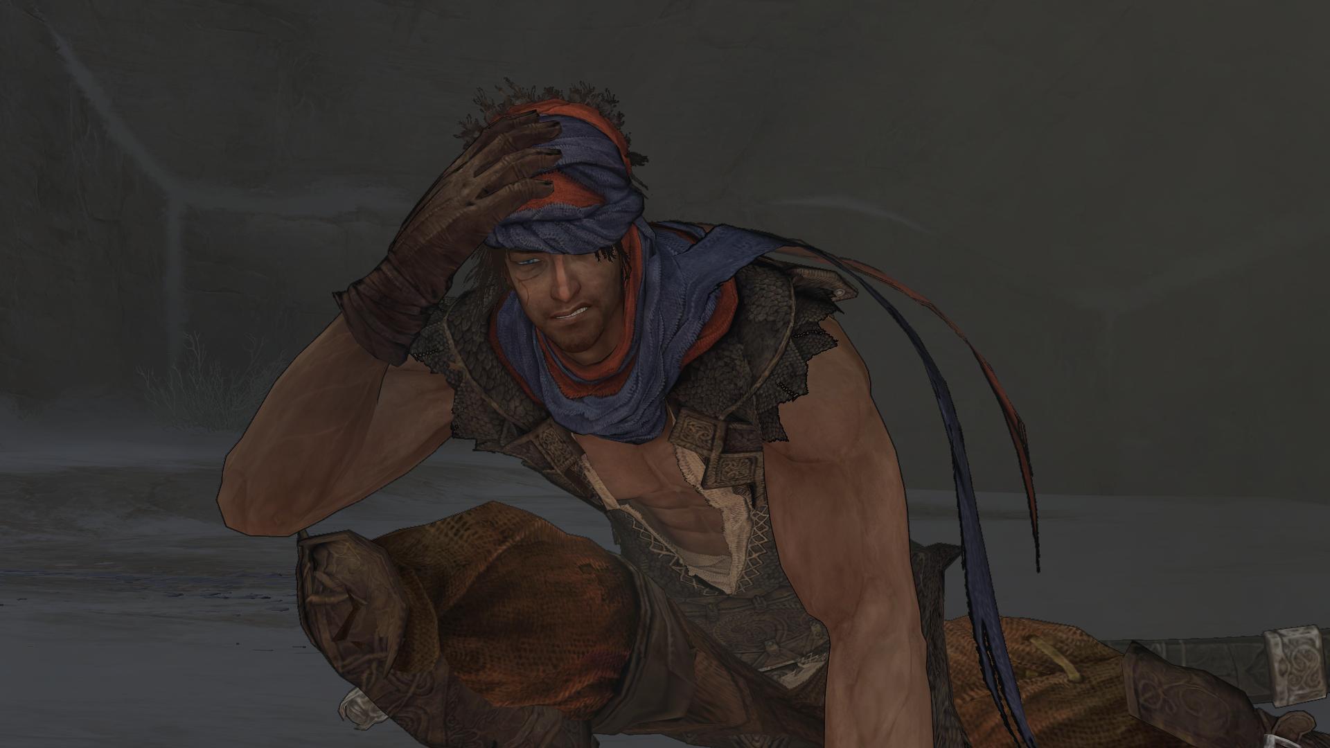 Ретро-прохождение Prince of Persia (2008) в скриншотах ... Часть 1 НАЧАЛО!  - Изображение 3