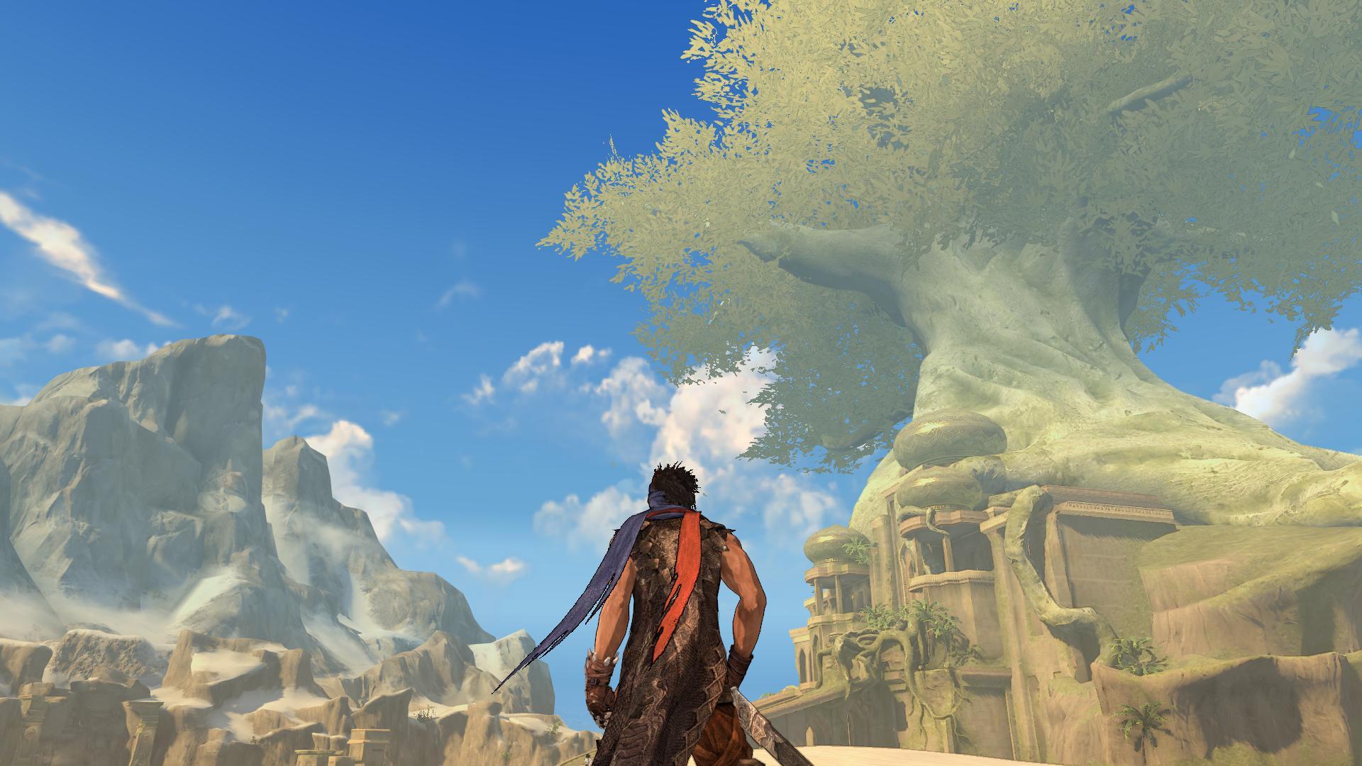 Ретро-прохождение Prince of Persia (2008) в скриншотах ... Часть 1 НАЧАЛО!  - Изображение 11