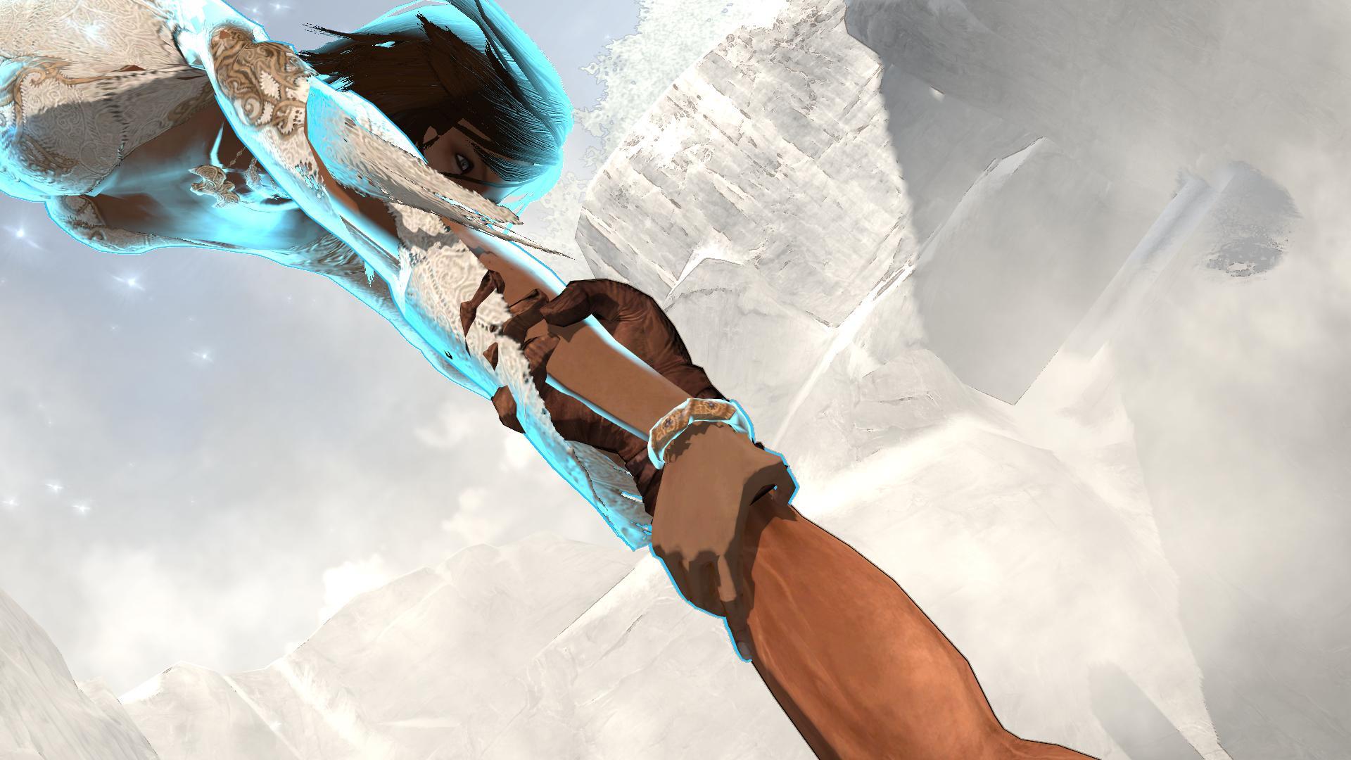 Ретро-прохождение Prince of Persia (2008) в скриншотах ... Часть 1 НАЧАЛО!  - Изображение 7