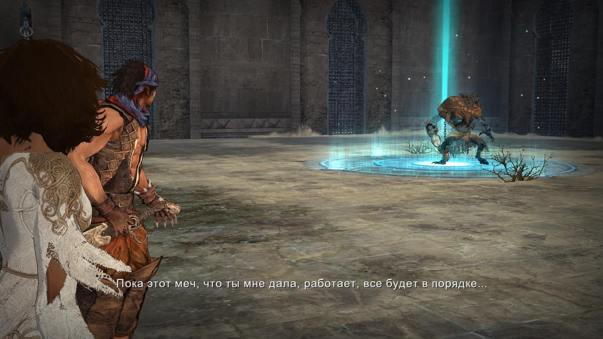 Ретро-прохождение Prince of Persia (2008) в скриншотах ... Часть 1 НАЧАЛО!  - Изображение 17